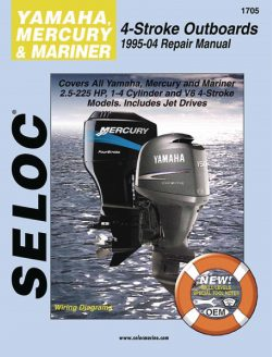 Seloc Yamaha Mercury and Mariner 4-Srroke Outboard Repair Manual Free Download