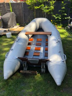 wetline 265 inflatable dingy used for sale
